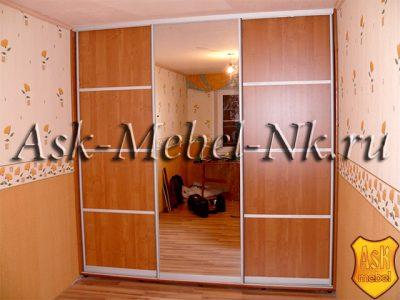 Шкафы-купе на заказ в Прокопьевске от «АСК-Мебель»