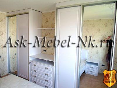 Шкафы-купе на заказ в Ленинск-Кузнецком
