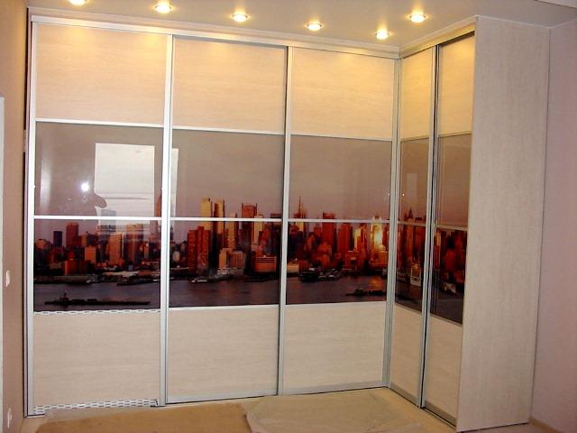 Шкафы-купе на заказ в Белово